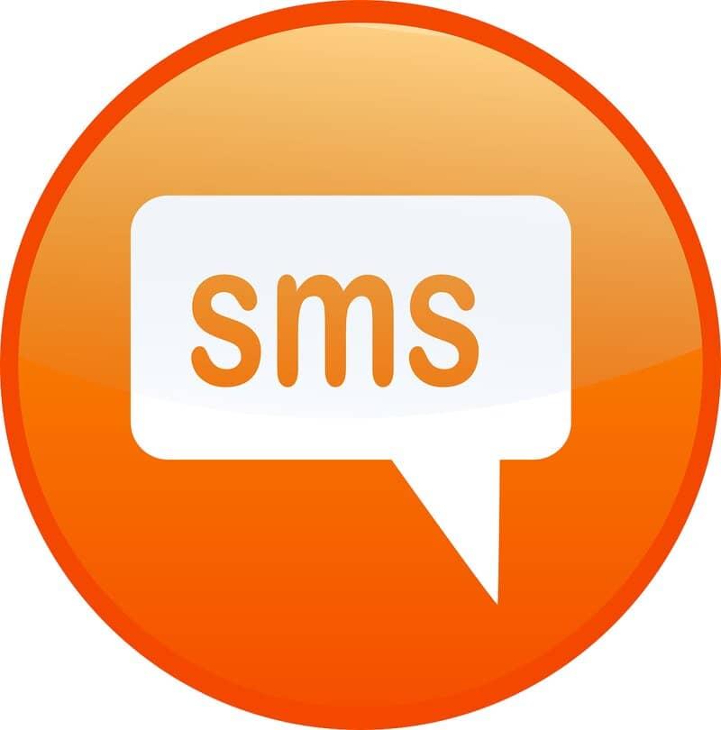 los mensajes de texto anonimos protegen tus datos personales