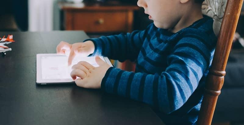 varias personas pueden usar una tablet en cuentas por separados