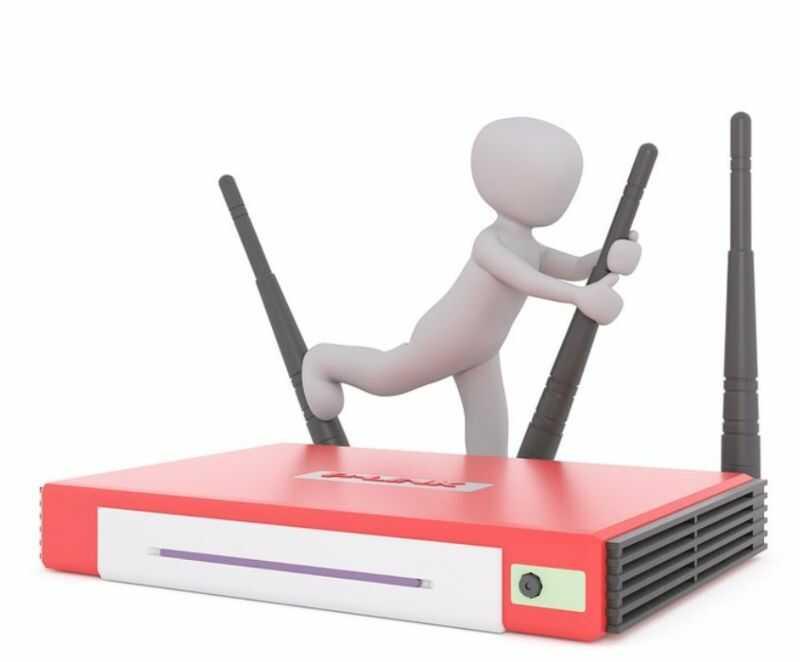 configurar un router rompemuros como repetidor