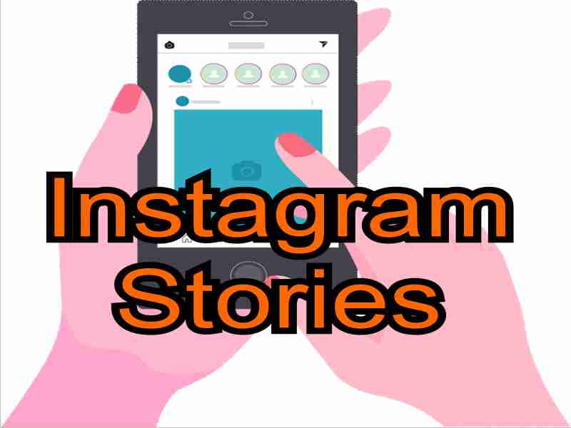 movil que muestra el registro de instagram